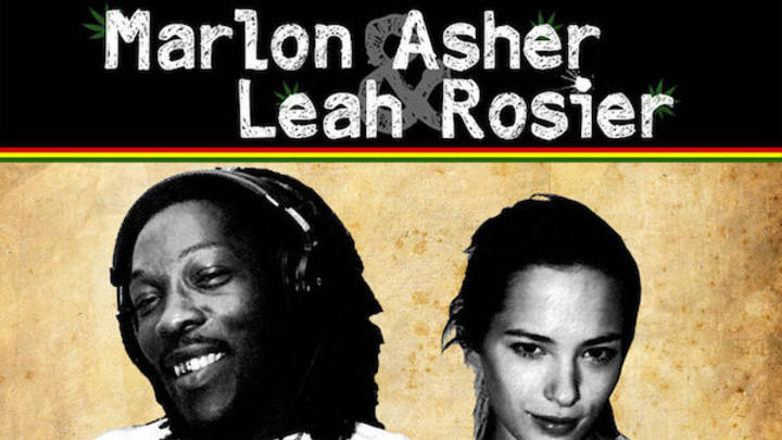 Marlon Asher & Leah Rosier - Amsterdam [7/9/2011]