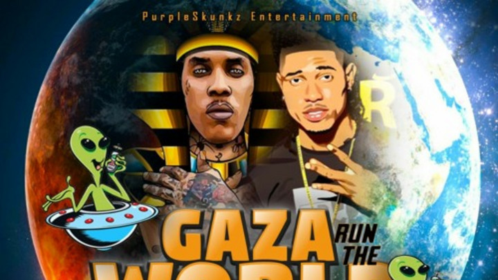 Vybz Kartel & Sikka Rymes - Gaza Run The World [5/15/2020]