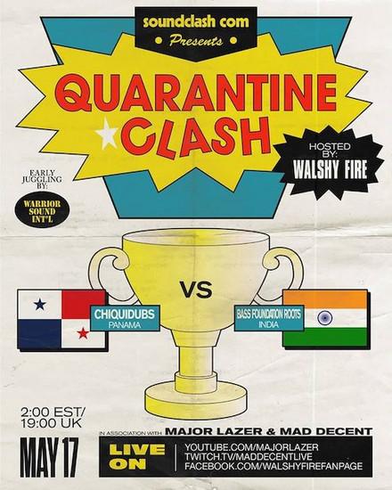 Quarantine Clash 2020 - Semi Final #1