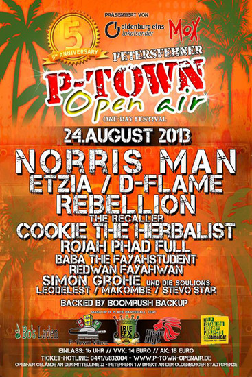 P-Town Open Air 2013