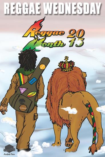 Reggae Wednesday - Aggregations 2015