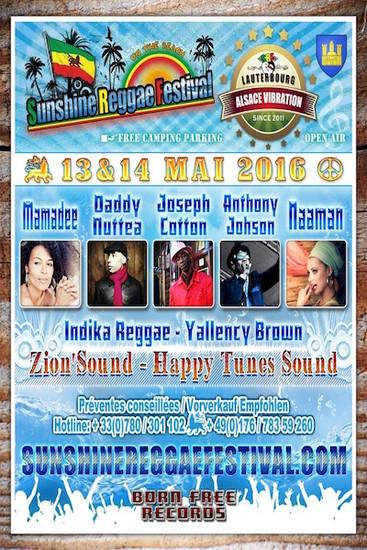 Sunshine Reggae Festival 2016