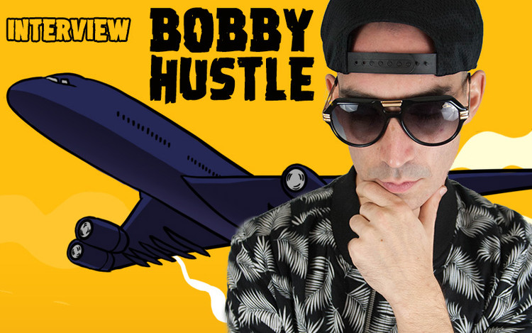 Bobby Hustle - The Can't Hold Me Interview
