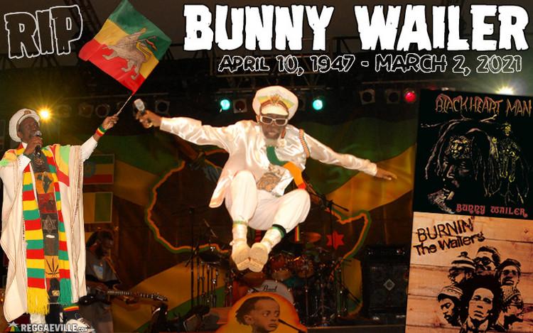 RIP Bunny Wailer - Rastaman Fly Away Home