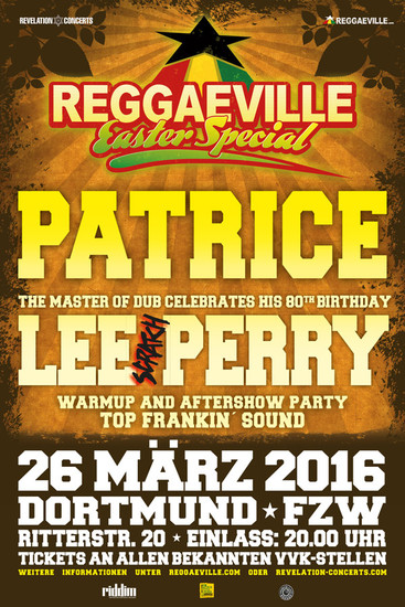 Reggaeville Easter Special - Dortmund 2016