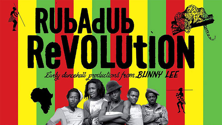 Various Artists - Rubadub Revolution (Full Album) [10/4/2019]