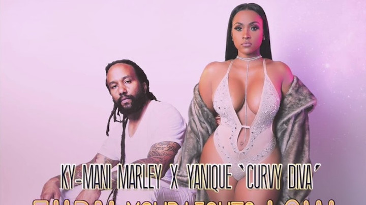 Ky-Mani Marley & Yanique Curvy Diva - Turn Your Lights Down Low [7/6/2017]