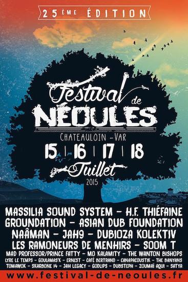 Festival de Neoules 2015
