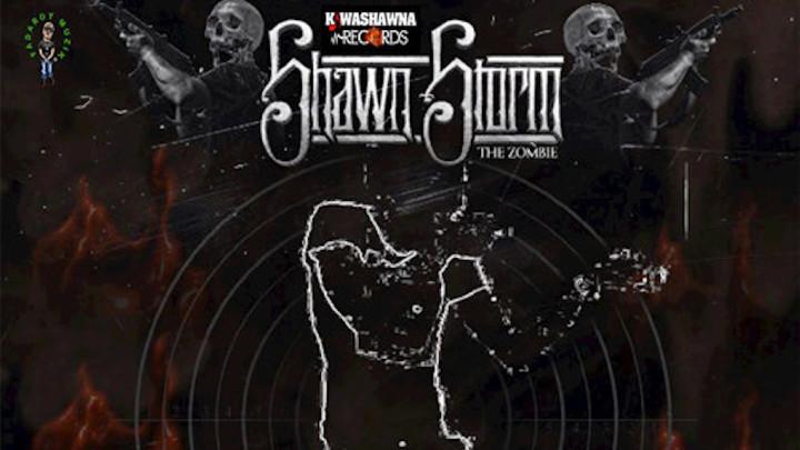 Shawn Storm - Aim & Fire (Full Album) [10/26/2018]