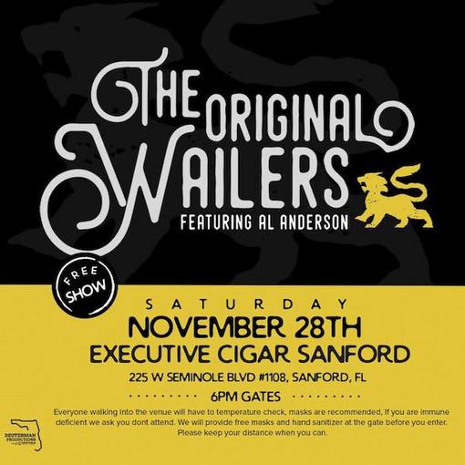 The Original Wailers 11-28-2020