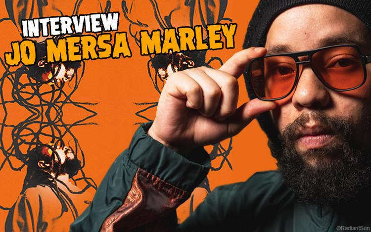 Jo Mersa Marley - The Eternal Interview