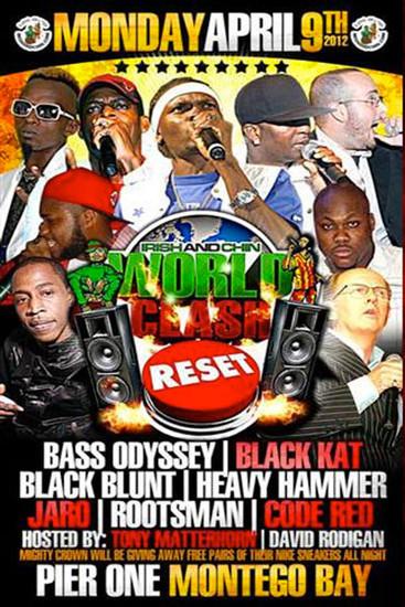 World Clash Reset JA 2012