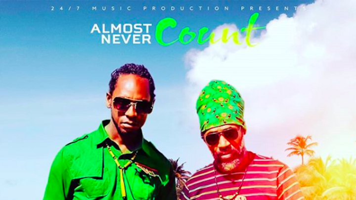 Iyah Syte & Lutan Fyah - Almost Never Count [7/17/2020]