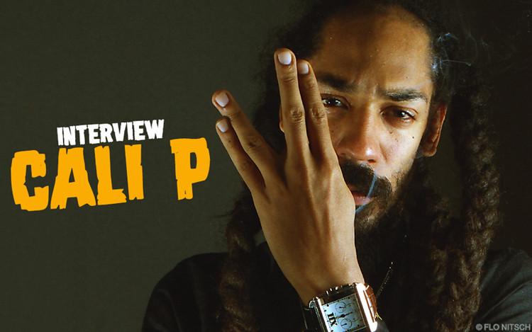 Cali P - The Vizion Interview