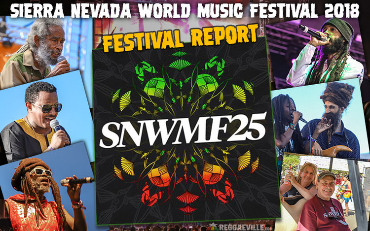 Festival Report: Sierra Nevada World Music Festival 2018 - 25th Edition