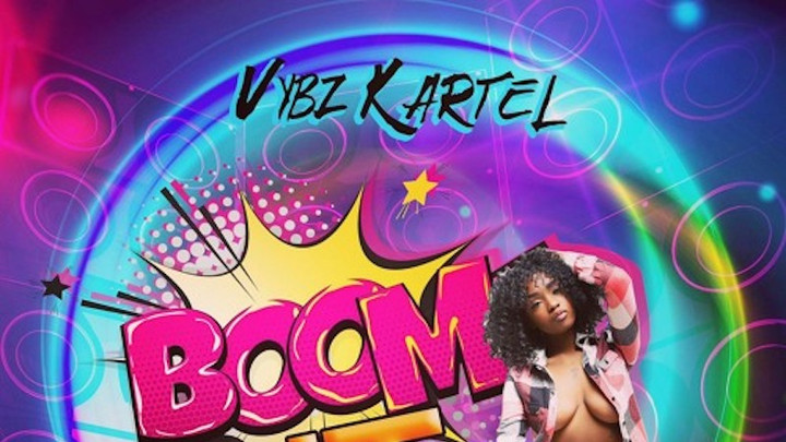 Vybz Kartel - Boom It Off [12/31/2018]