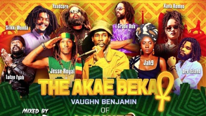 The Akae Beka in Kingston 2016 - Promo Mox []