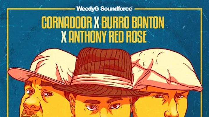 Cornadoor, Burro Banton & Anthony Red Rose - Crime Stop [12/25/2018]