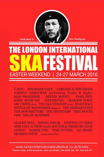 London International Ska Festival 2016