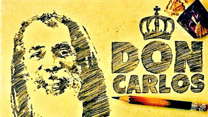 Don Carlos - Gimme Your Love [4/7/2015]
