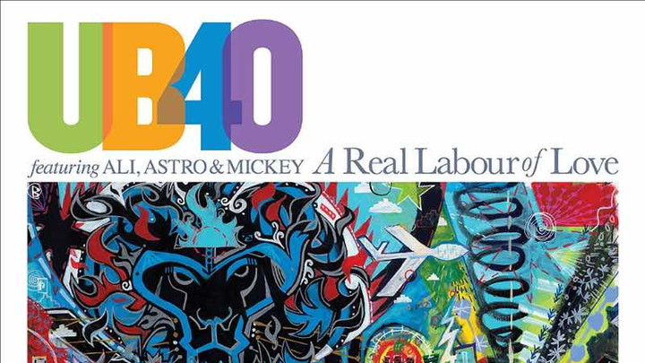UB40 featuring Ali, Astro & Mickey - Ebony Eyes [3/13/2018]