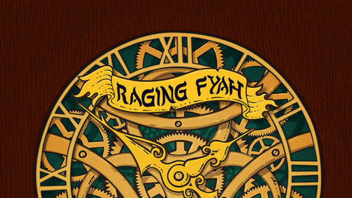 Raging Fyah feat. J Boog & Busy Signal - Live Your Life [5/11/2016]