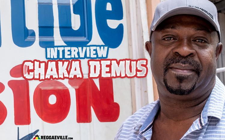 Chaka Demus - The 'Success' Interview in Portmore, Jamaica