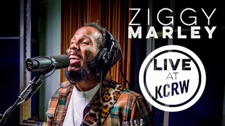 Ziggy Marley - Live At KCRW (Full Album) [3/31/2017]