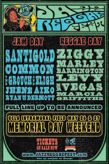 Jazz Reggae Festival 2013