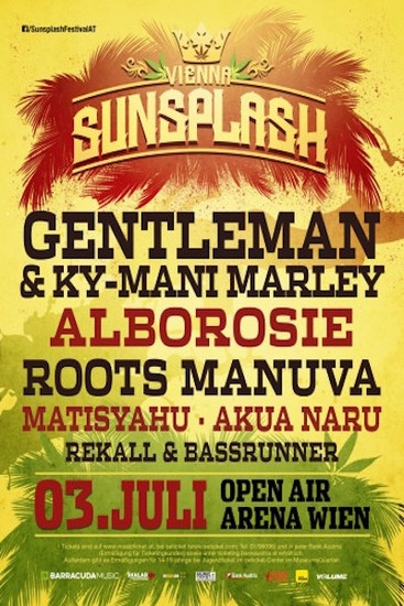 Vienna Sunsplash 2016