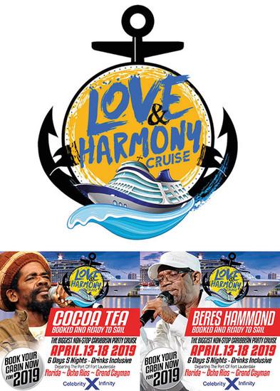 Love & Harmony Cruise 2019