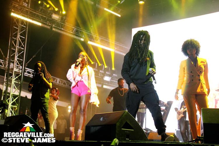 Protoje feat. Chronixx, Jesse Royal, Sevana, Lila Iké & Agent Sasco