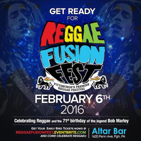 Reggae Fusion Fest 2016