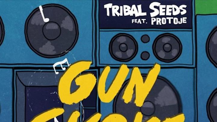 Tribal Seeds feat. Protoje - Gunsmoke (El Dusty - Cumbia RMX) [3/15/2019]
