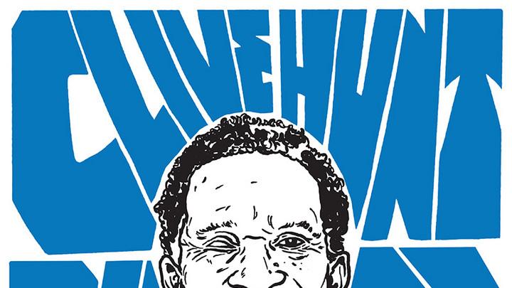 Clive Hunt - Blue Lizzard (Full Album) [12/10/2020]
