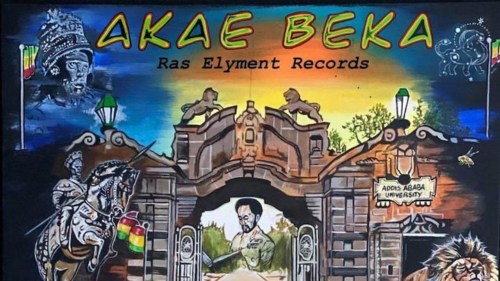 Akae Beka - The Spirit of Standing Up (Full Album) [11/2/2020]