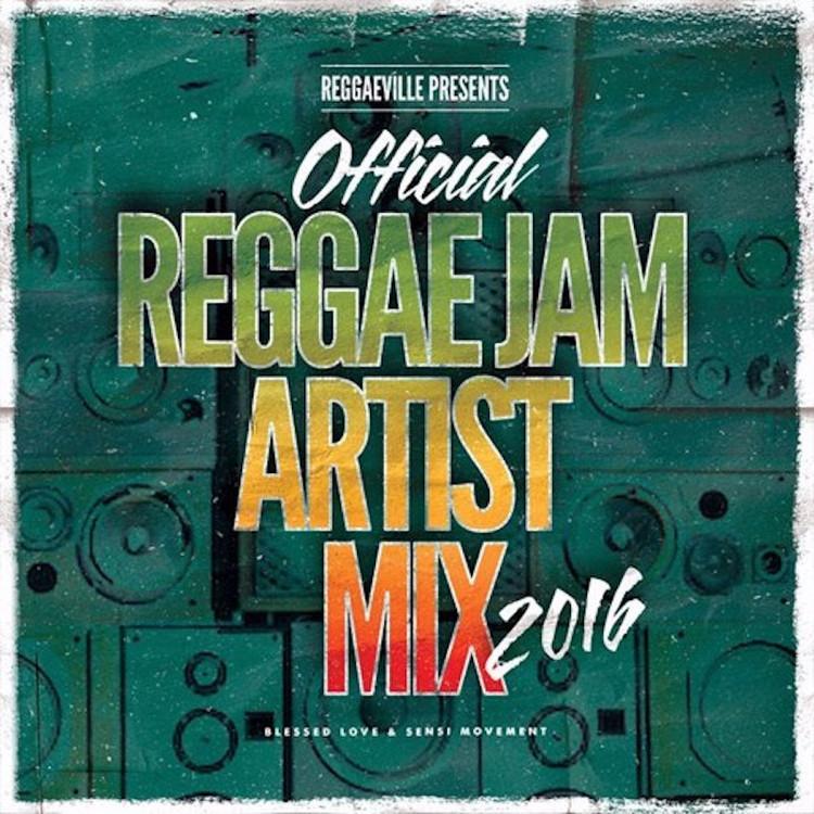 Audios: Reggae Jam 2016