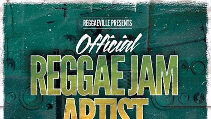 Reggae Jam 2016 - Official Artist Mix [7/17/2016]