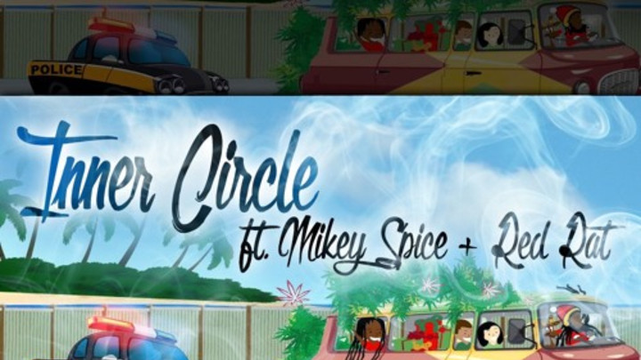 Inner Circle feat. Mikey Spice & Red Rat - Black Santa [11/19/2015]