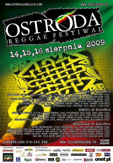 Ostroda Reggae Festival 2009