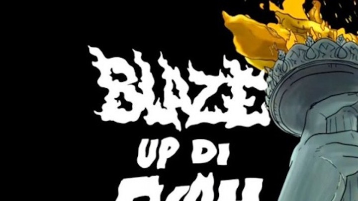 Chronixx - Blaze Up Di Fyah (Lion Twin RMX) [8/21/2018]