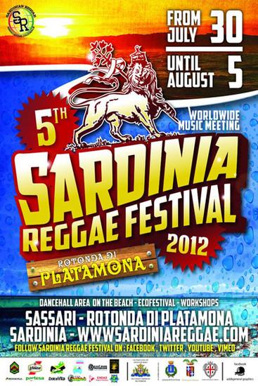 Sardinia Reggae Festival 2012