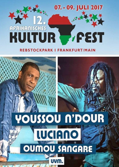 Afrikanisches Kulturfest 2017