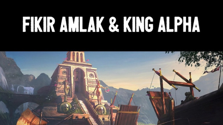 Fikir Amlak & King Alpha - Ziggurat of Ur [10/11/2019]