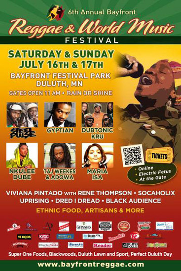 Bayfront Reggae & World Music Festival 2011