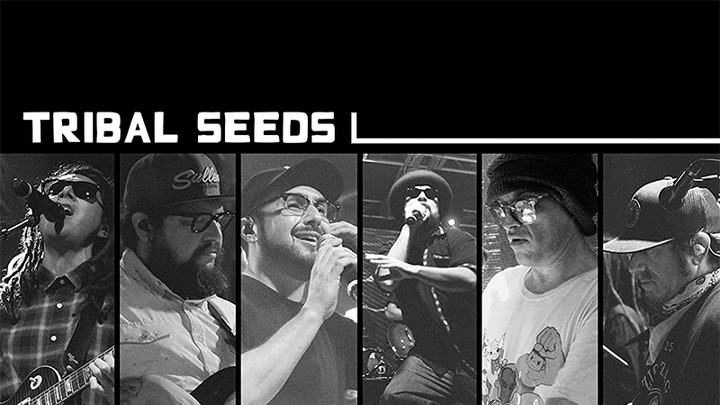 Tribal Seeds - Live: The 2020 Sessions [11/20/2020]