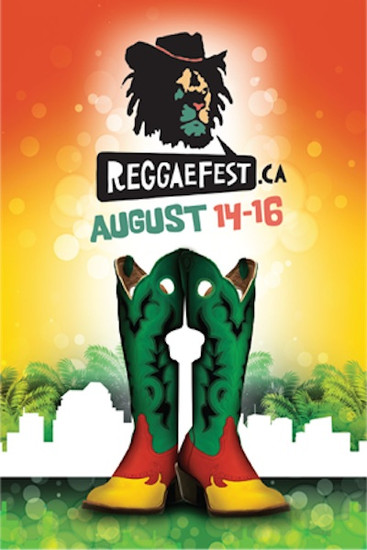 Calgary ReggaeFest 2014