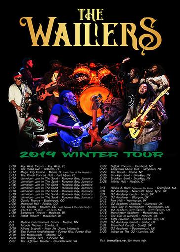 The Wailers 3-23-2019