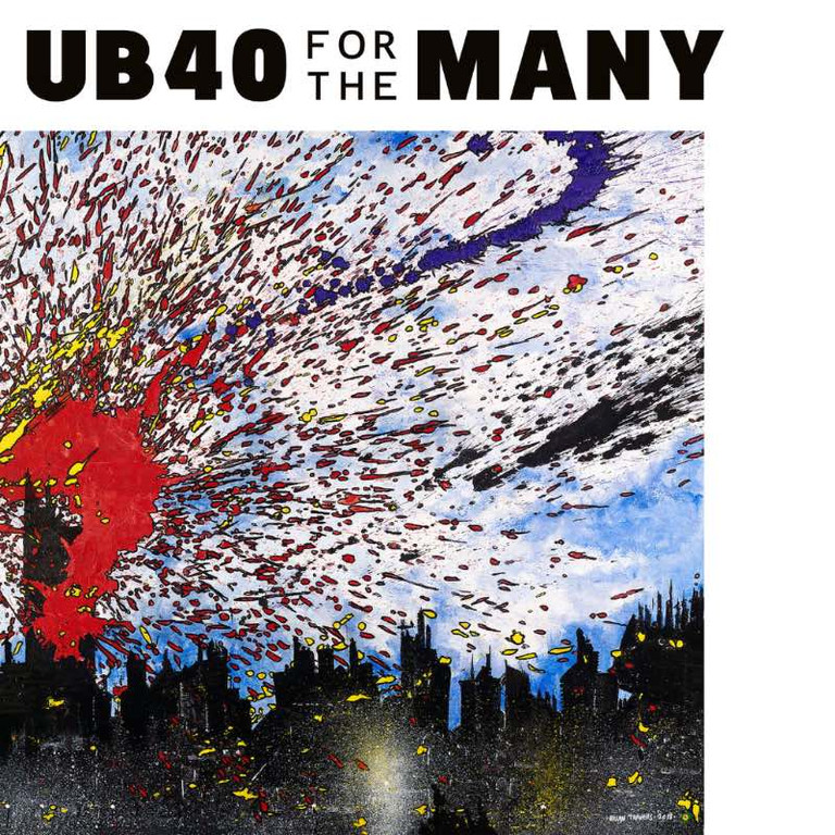 Release: UB40 - For the Many