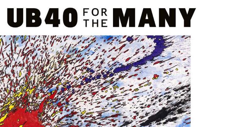 UB40 - For The Many (Full Album) [3/15/2019]